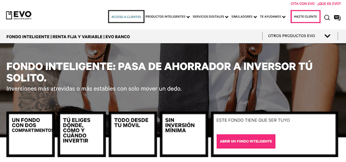 Opiniones Fondo Inversion Inteligente EVO Banco