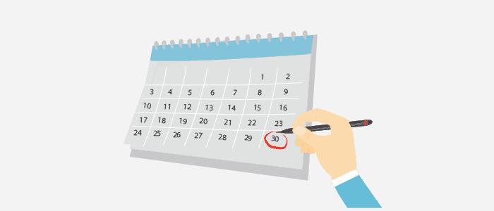 La regla de los 30 días para evitar gastar y ahorrar dinero