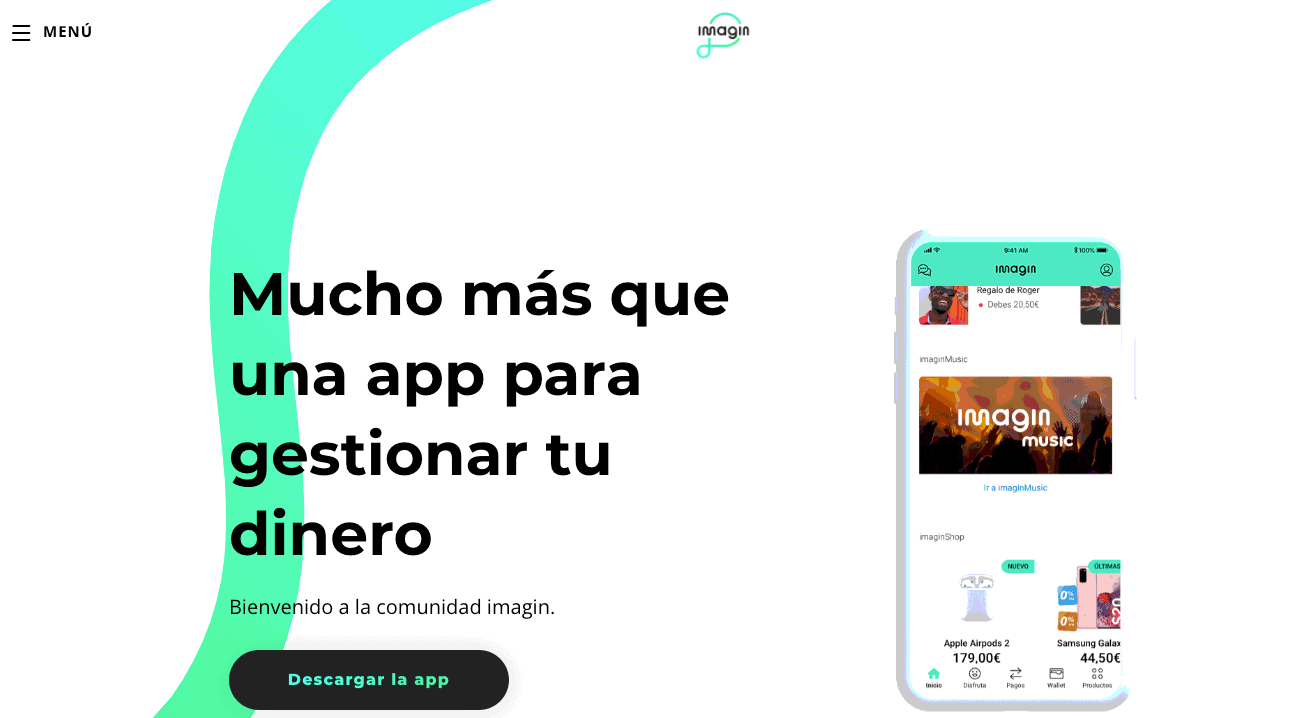 Imagin Cuenta Online