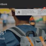 Abrir CUenta Smart Santander paso 1